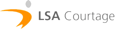 Logo LSA Courtage