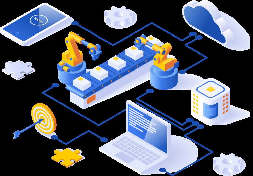 Automatisation : build, run, change