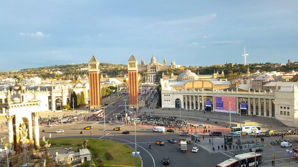 Mobile World Congress à Barcelone